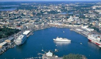 The improvement of infrastructure in the ports of Helsinki and Tallinn is funded by the EU