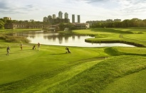 Russia is developing golf tourism