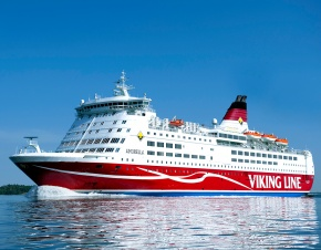 Viking Line started preparing for the tourist season