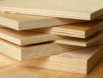 Plywood manufacture in Finland will be desreased